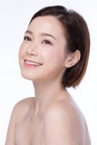 zmodel Hong Kong based Asian female model Elizabete Kwong headshot photo
