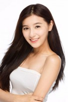Headshot photo of Hong Kong model promotion girl Crystal Law