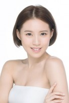 zmodel Hong Kong based Asian female model Melody Kan Headshot Photo