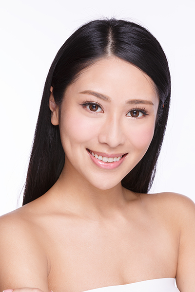 Zmodel Hong Kong based female model Hannah Chan headshot