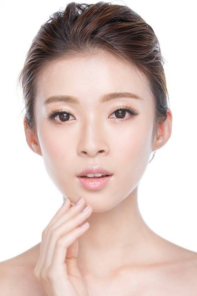zmodel Hong Kong based Asian female model Kayze Lau headshot photo
