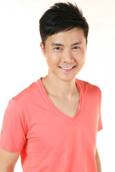 Zmodel trilingual MC Brian Wong headshot photo