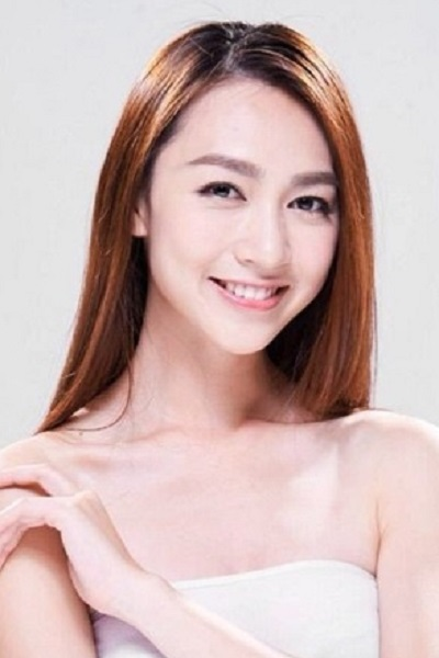 Zmodel Hong Kong based female model Carmaney Headshot Photo