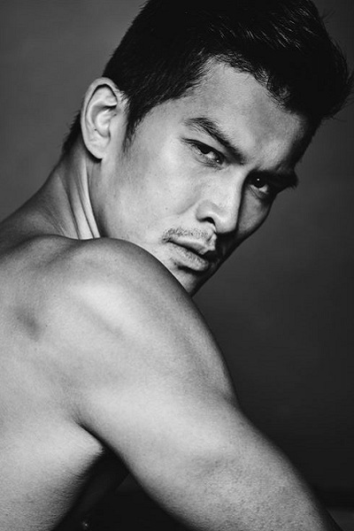 Zmodel Hong Kong based Asian Male Model Andy Cheung headshot photo
