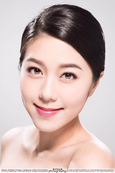 Zmodel Debby Tsang headshot