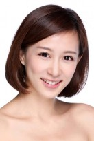 Zmodel Hong Kong based female model Eugenia Chan headshot