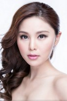Zmodel Hong Kong based female model Karena Kwan headshot
