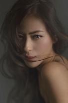 Zmodel Hong Kong based female model Kitty Choi headshot
