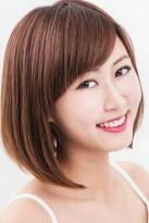 Zmodel Hong Kong based female model Kitty Yau Comp Card